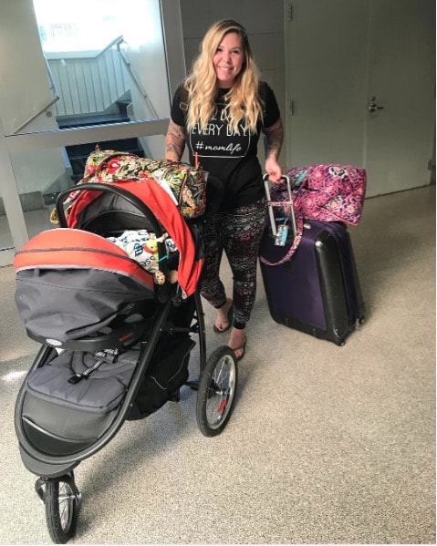 Kail Heads To LA