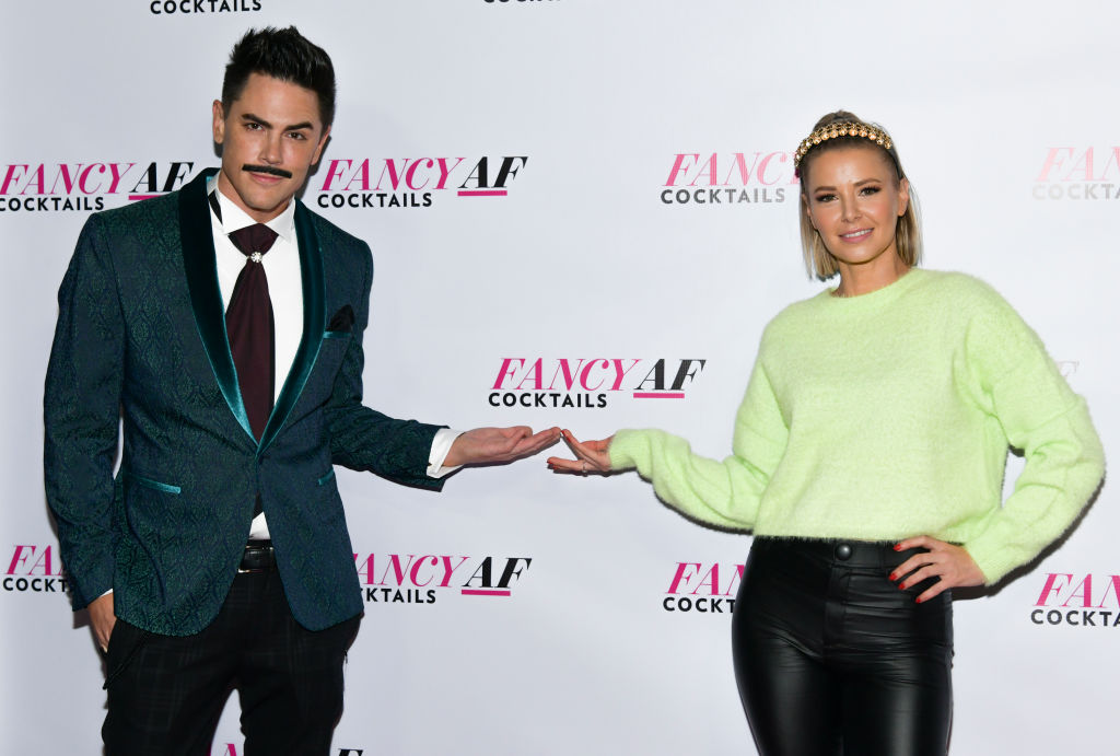 Tom Sandoval and Ariana Madix