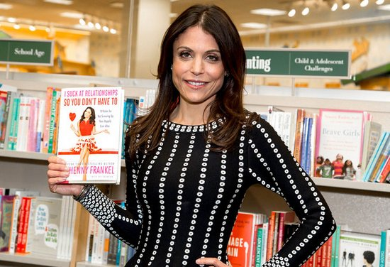 Bethenny Frankel's Self-Help Book