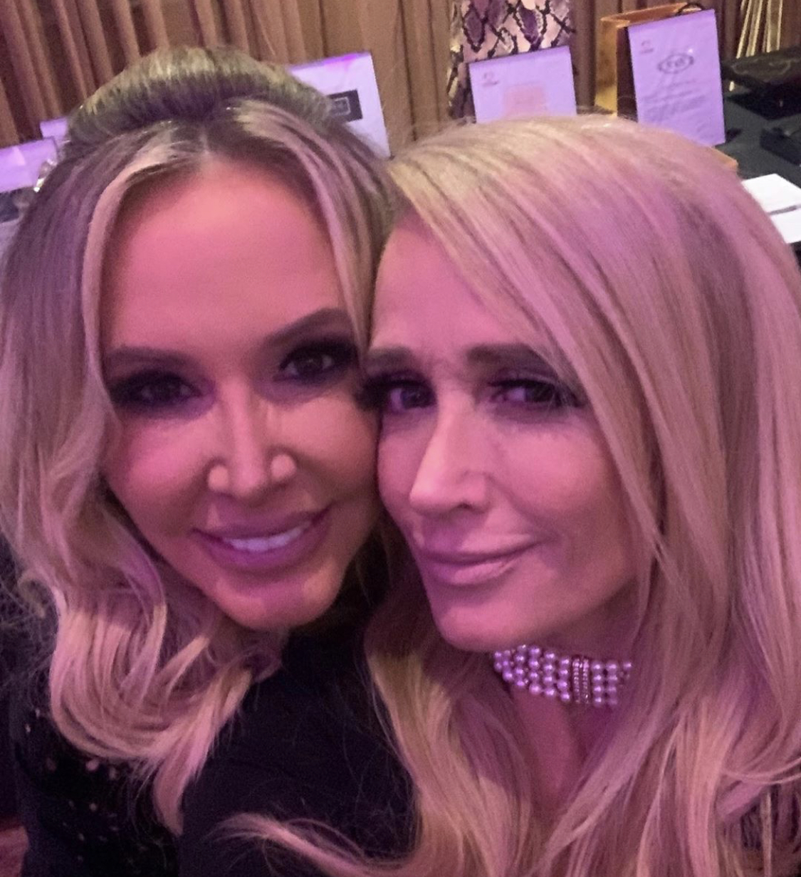 Shannon Beador & Kim Richards